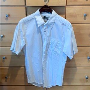 Fox Brand off white surf style shirt